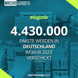 1-Logistik-Statistik-versendete-Pakete-in-Deutschland-bis-2023