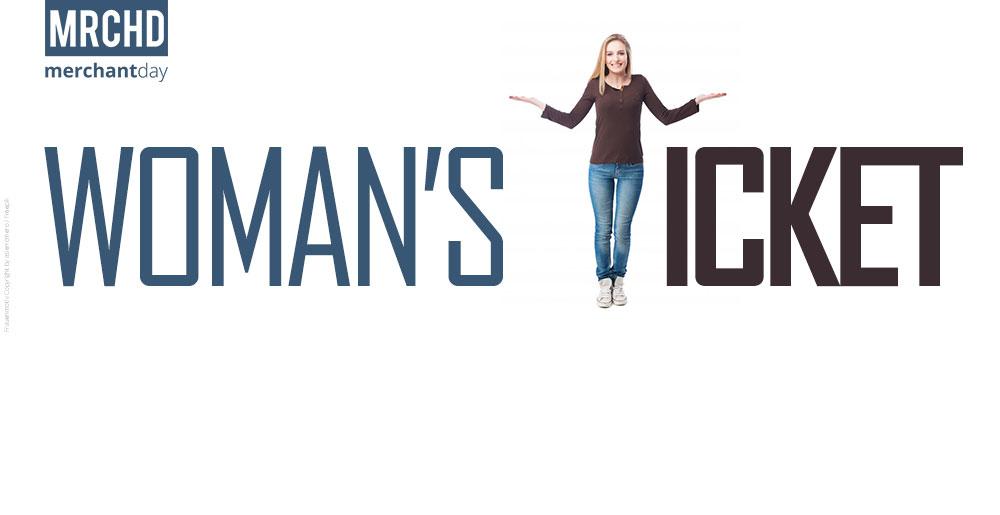Woman's Ticket – unsere Initiative für mehr Frauen auf der Amazon-Konferenz