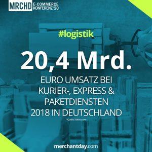 3-Logistik-Statistik-Umsatz-KEP-Paketdienst-Deutschland-2018