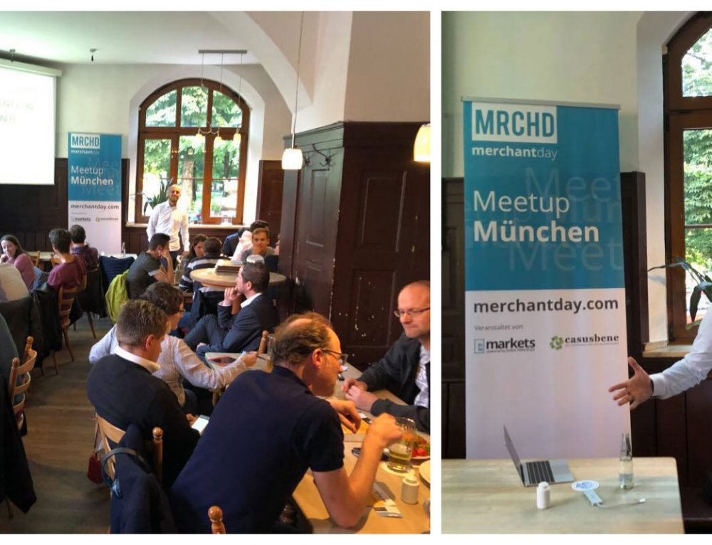 Recap zum merchantday meetup – Amazon FBA / Private Label im Juni 2018