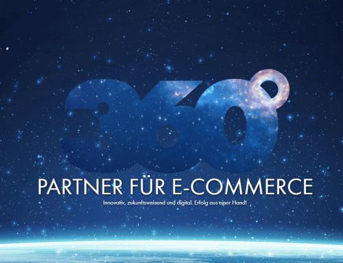 Solution 360: erfahren, leidenschaftlich, persönlich und vernetzt. Ihr Partner für den Onlinehandel.