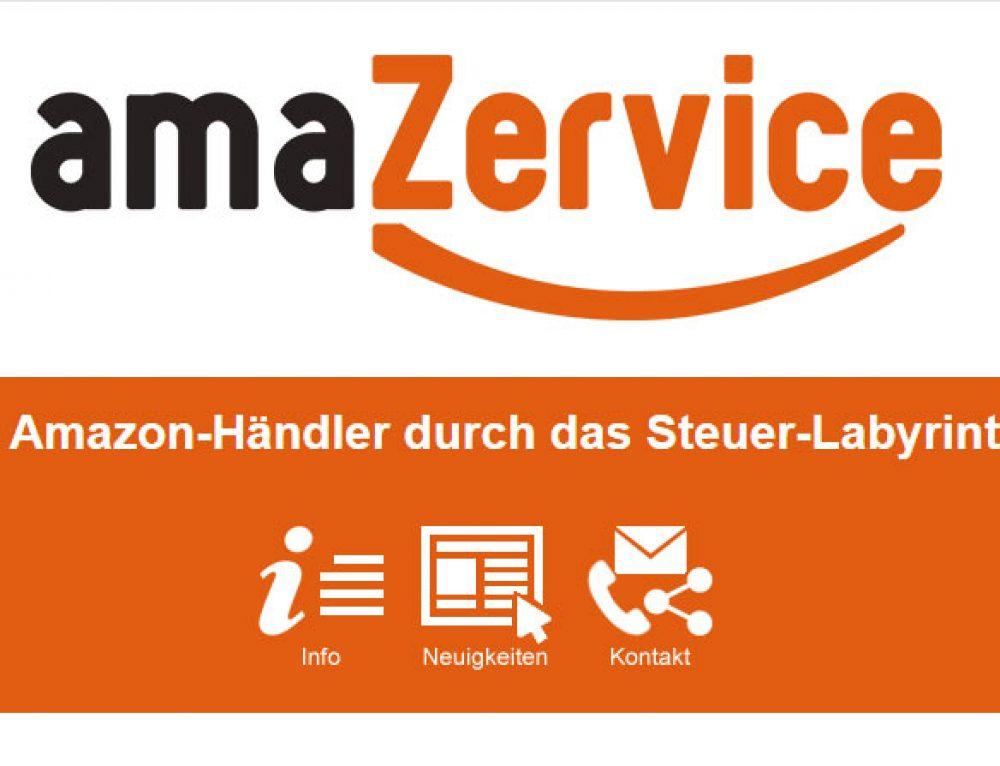 amaZervice – Die Entwickler von Amainvoice