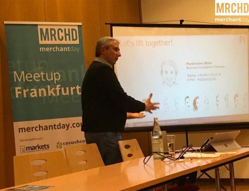 Recap merchantday Meetup Frankfurt Oktober 2018