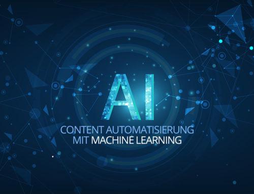 Künstliche Intelligenz auf dem Vormarsch – Von Content AI, Machine Learning bis Automatisierung