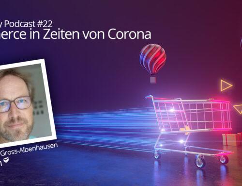 Interview mit Martin Gross-Albenhausen vom bevh: E-Commerce Studie zur Veränderungen in Zeiten der Corona Pandemie