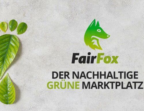 Interview mit Mika Wippel der Mitgründerin des grünen Marktplatzes FairFox: der grüne Marktplatz der Zukunft