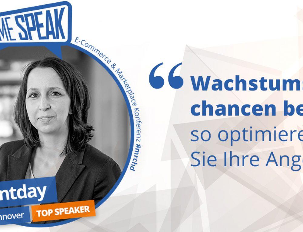 Interview mit merchantday Speaker Maria Simon und Ronny Marx zu ebay SEO