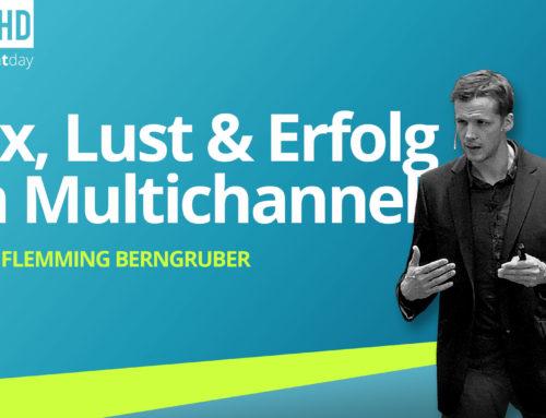 merchantday 2019 Vortrag Janne Flemming Berngruber – Spagat im Multichannel – Amazon und Webshop gleich (gut) orchestrieren