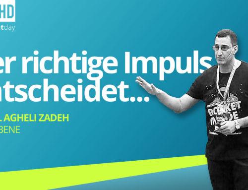 merchantday 2019 Vortrag Khalil Agheli Zadeh – Reha Klinik für Amazon und eBay Junkies oder Google Shopping als Umsatztreiber