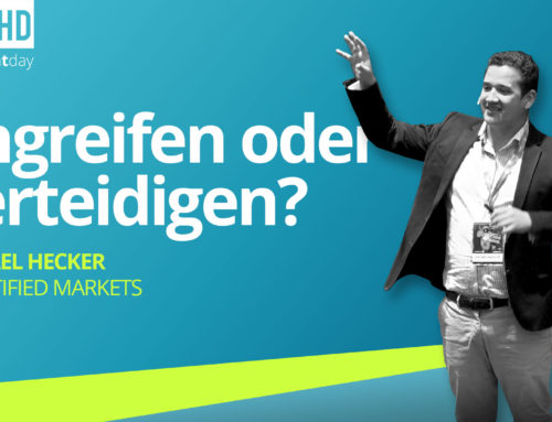 merchantday 2019 Vortrag Michael Hecker – Product Attribute Targeting (PAT) – Neue Marketing Features, neue Strategien auf Amazon