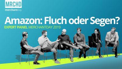merchantday-Konferenz-2019-expert-panel-podiumsdiskussion-amazon-fluch-oder-segen