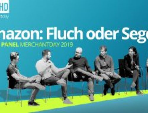 merchantday 2019 Podiumsdiskussion: Amazon Fluch oder Segen?