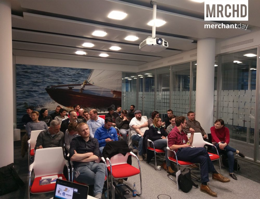 Recap zum 1. merchantday Meetup in Hamburg am 14.03.2018