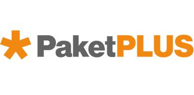 PaketPlus Logo