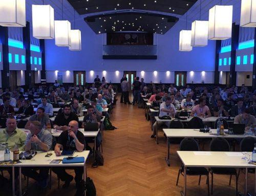 steueragenten.de zum ersten Mal auf der merchantday 2017